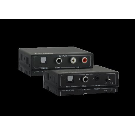 TPA33 Audio extender 100m