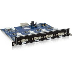 MMX-4O-DS - DVI Seamless Modulair matrix output card