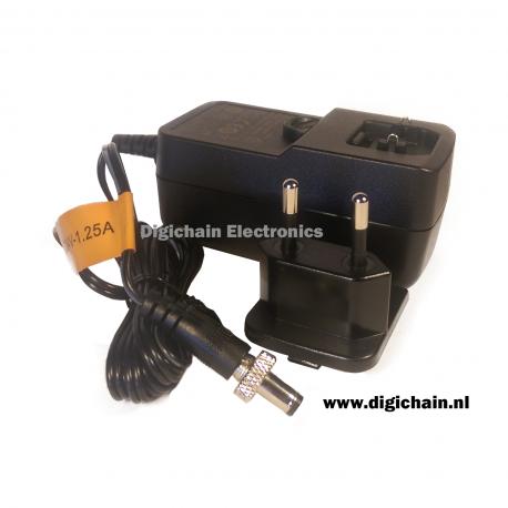 Adapter 12V 2A (lockable)