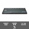 PTN - WUH4A - 4-voudige HDMI 4k switcher