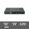 TPUH412R - 4K HDBaseT PoH HDCP 2.2 receiver
