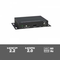 CE-CVAD - 4K HDMI audio de-embedder