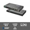TPUH422 - 4K HDBaseT PoH HDCP 2.2 extender kit 100 meter