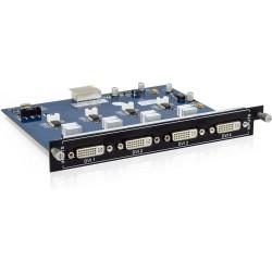 MMX-4I-DV - DVI Modulair matrix input card