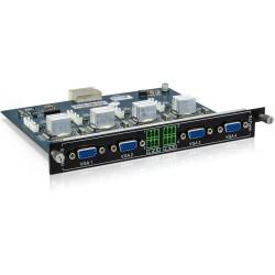 MMX-4I-VA - VGA Modular matrix input card