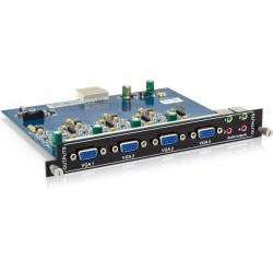 MMX-4O-VG - VGA Modulair matrix output card