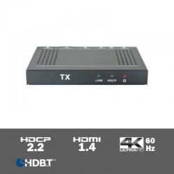 TPUH412T - 4K HDBaseT PoH HDCP 2.2 transmitter