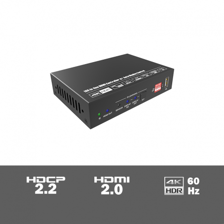 CHC2 - HDMI Room controller